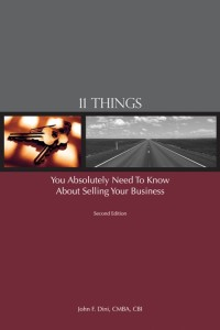 11 Things Book Cover